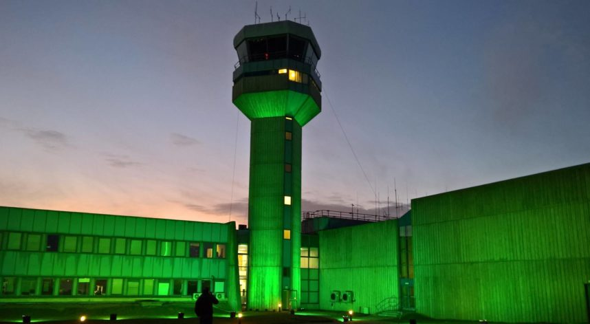 Control Tower DAA - Green