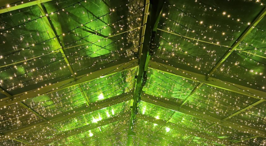 Fairy Light Roof