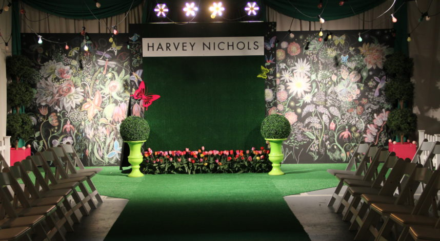 Harvey Nichols Fashion Show